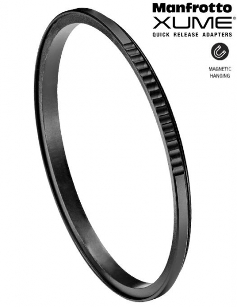 Manfrotto Xume adaptor magnetic obiectiv 77mm [0]