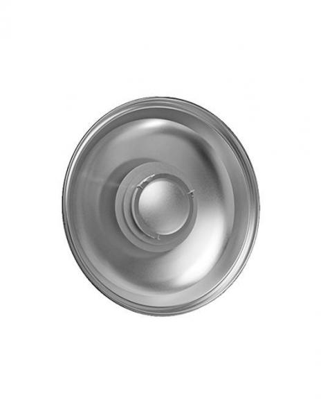 Hensel 8608 beauty reflector argintiu 0