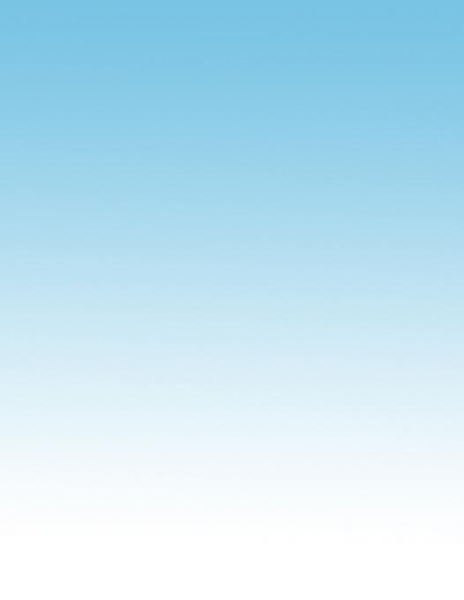 Colorama fundal PVC degrade White/Aqua 1