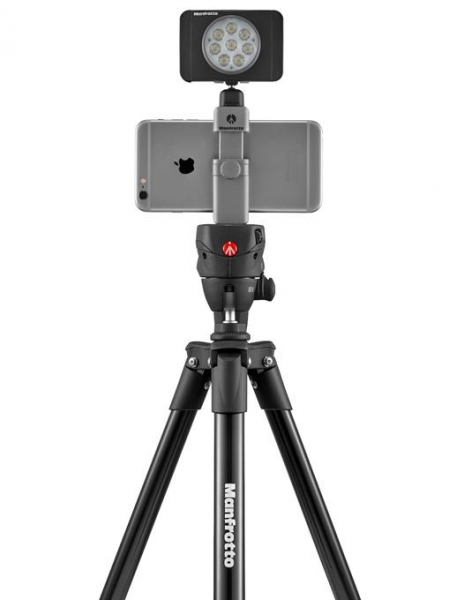 Manfrotto Twist Grip suport universal smartphone 5