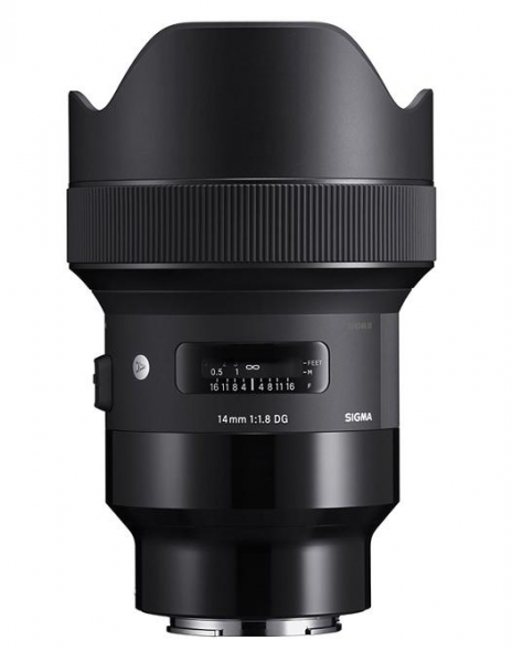 Sigma 14mm f/1.8 DG HSM Art Sony E (FE)