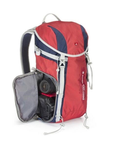 Manfrotto Off Road Hiker 20L rucsac rosu 0
