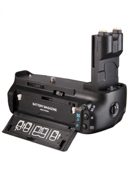 Digital Power Grip compatibil Canon 7D MkII 4