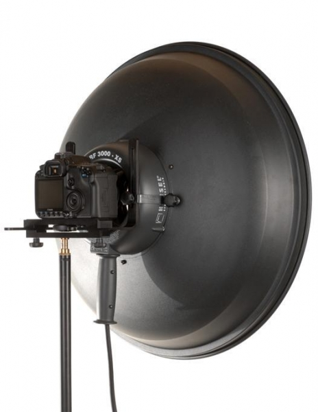 Hensel Porty kit generator cu Ringflash 4