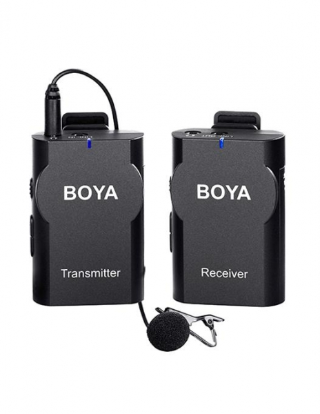 Boya Microfon tip Lavaliera Wireless Mark II 0