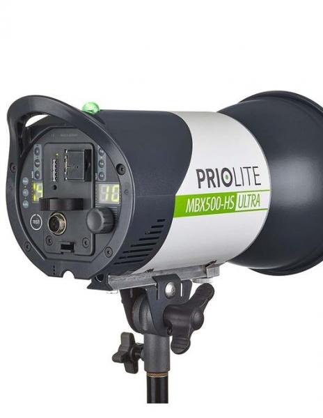 Priolite 500 MBX500 HotSync blitz portabil