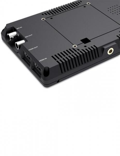 FeelWorld Monitor 7 Inch Ultra Bright 1920x1200 4K SDI/HDMI Input Output 3