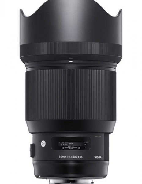 Sigma 85mm F1.4 DG HSM Art Canon 0