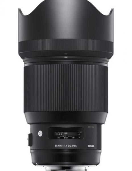 Sigma 85mm Obiectiv Foto DSLR f1.4 DG HSM Art Nikon 0