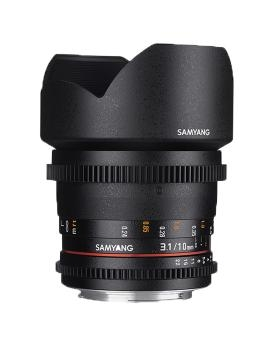 Samyang 10mm T3.1 MFT VDSLR ED AS NCS CS II 0