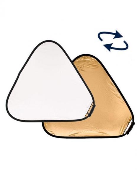 Lastolite Trigrip Reflector Large Gold/White 120 cm [0]