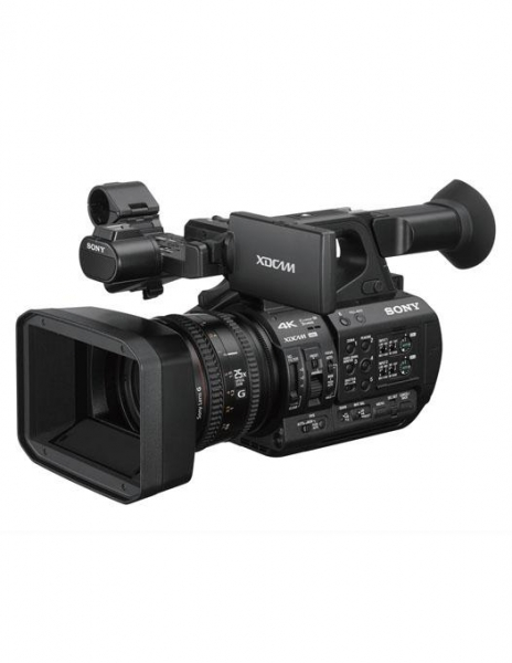 SONY PXW-Z190 camera video 4k handheld 0