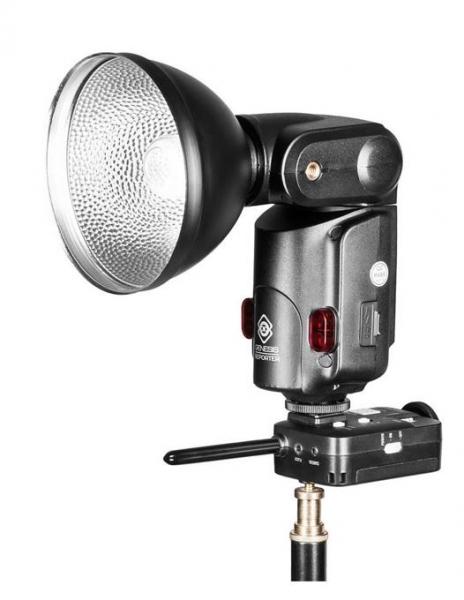 Genesis Rapid Navigator trigger wireless TTL HSS pentru Nikon 4