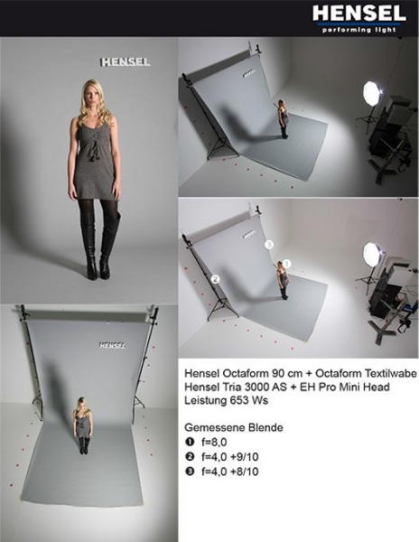 Hensel 4000090 softbox octaform 90 cm 6