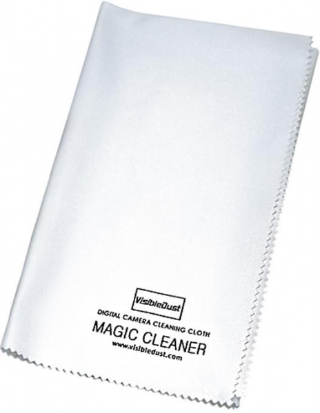 Visible Dust Magic Cleaner laveta microfibra 32x38cm