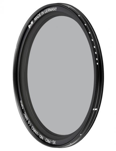 Schneider B+W Filtru foto ND Variabil 5 trepte MRC 62mm 0