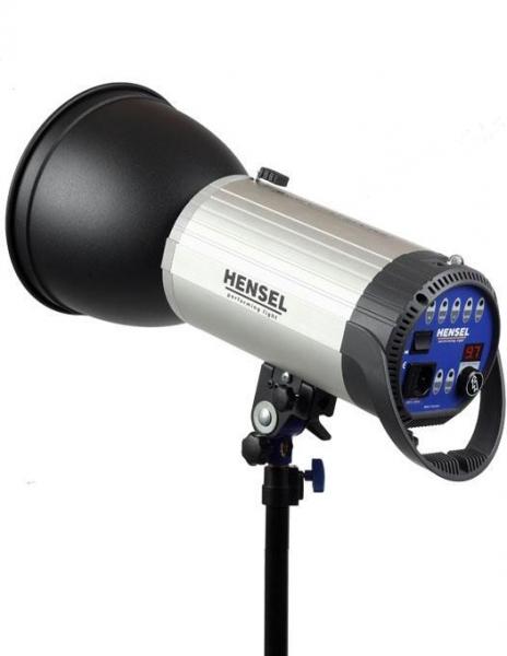 Hensel Integra Plus FM 1000W blitz foto 0