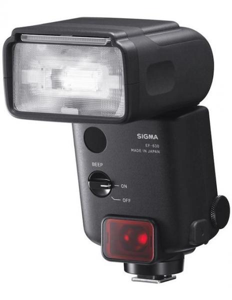 Sigma blitz EF-630 TTL pentru Sigma 0