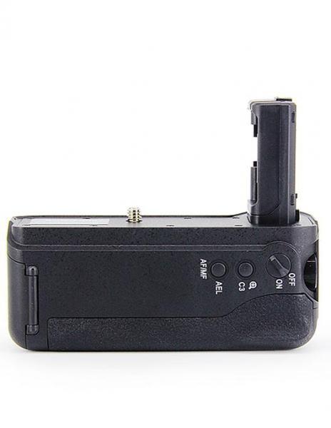 Digital Power Grip cu telecomanda compatibil Sony A7II / A7RII 0