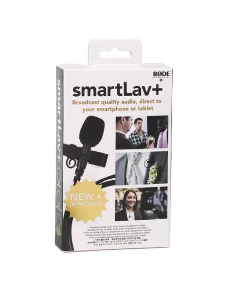 Rode SmartLav+ Lavaliera TV Film si Broadcast 0