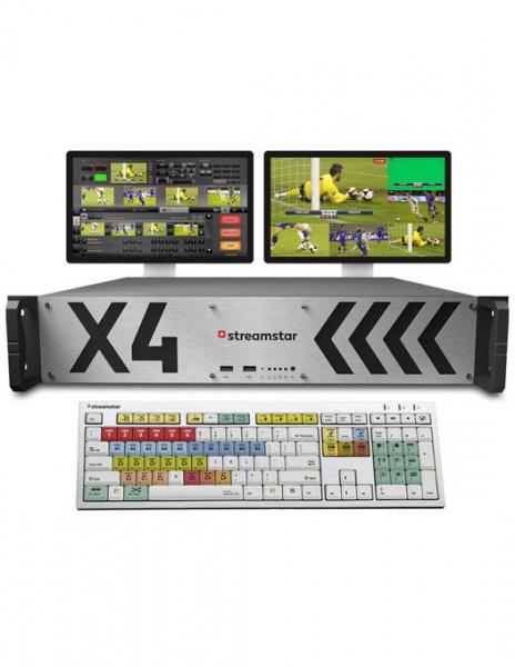 Streamstar X4 Sistem streaming live multicam 2
