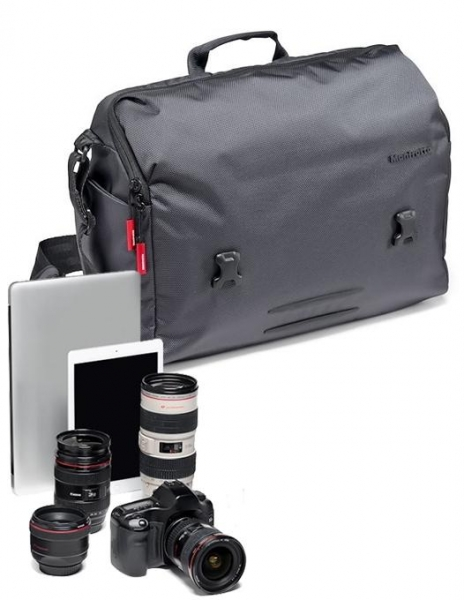 Manfrotto Manhattan Speedy 30 geanta de umar messenger 0