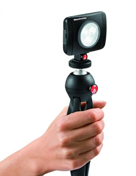 Manfrotto PowerLED Lumimuse 3 3