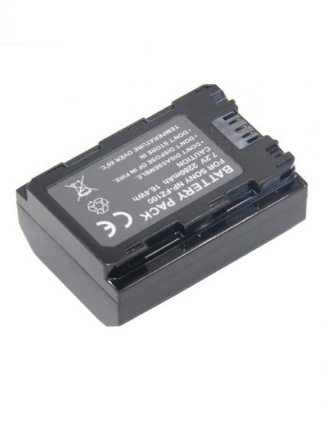 Digital Power NP-FZ100 Acumulator pentru Sony A7 III A7M3 ALPHA 7 III A7 R III A7RM3 7 R III A9 3