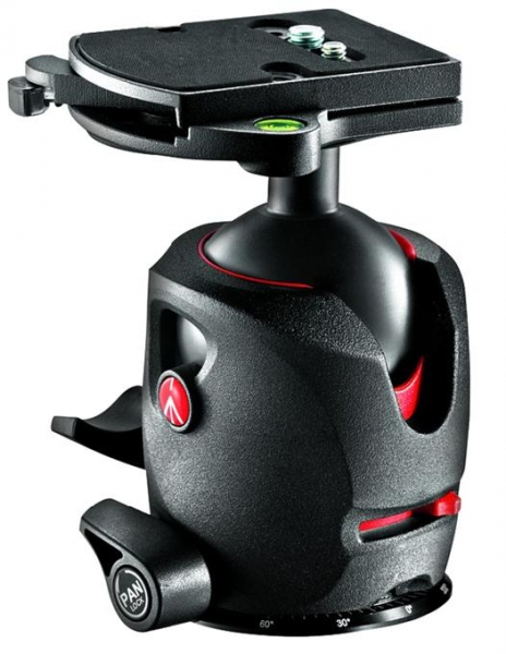 Manfrotto MH057M0-RC4 cap trepied foto