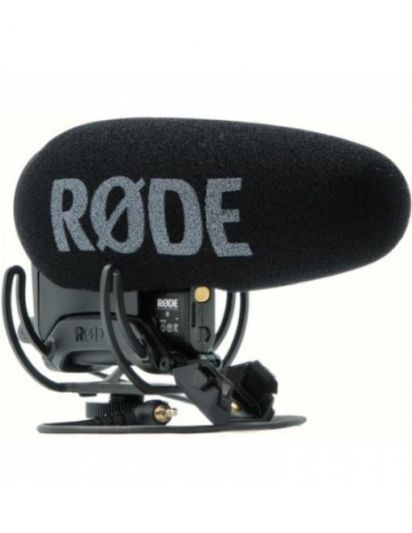 Rode Videomic Pro+ Microfon de camera directional 0