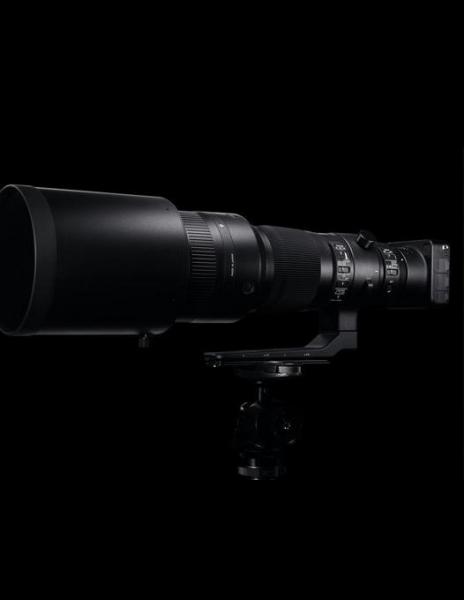Sigma 500mm Obiectiv Foto DSLR f/4 DG OS HSM Sport NIKON 1