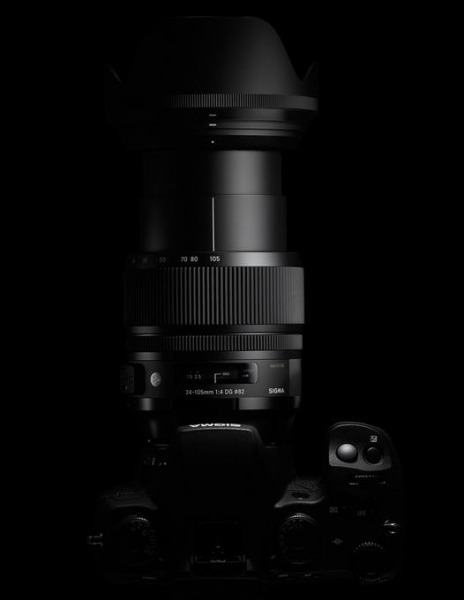 Sigma 24-105mm Obiectiv Foto DSLR f4 DG OS HSM ART NIKON 4