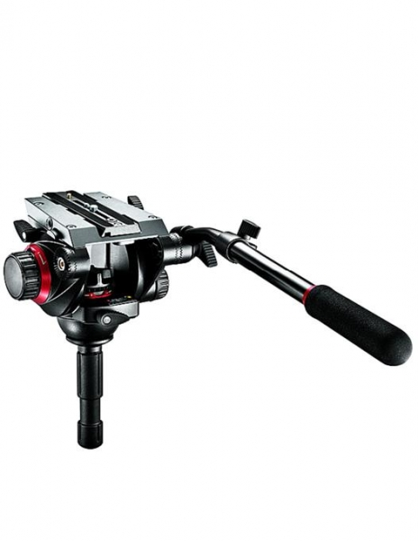 Manfrotto kit trepied video 504HD,536K 2