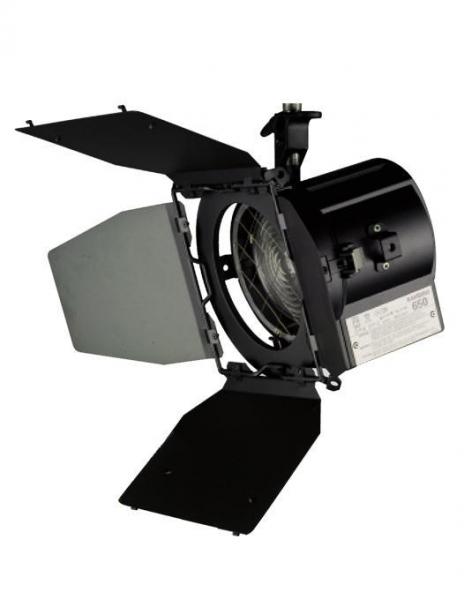 Quartzcolor Sursa de iluminare Bambino Tungsten Fresnel 500W/650W 0