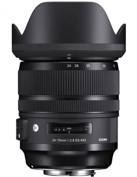 Sigma 24-70mm f/2.8 OS DG HSM Art Canon 0