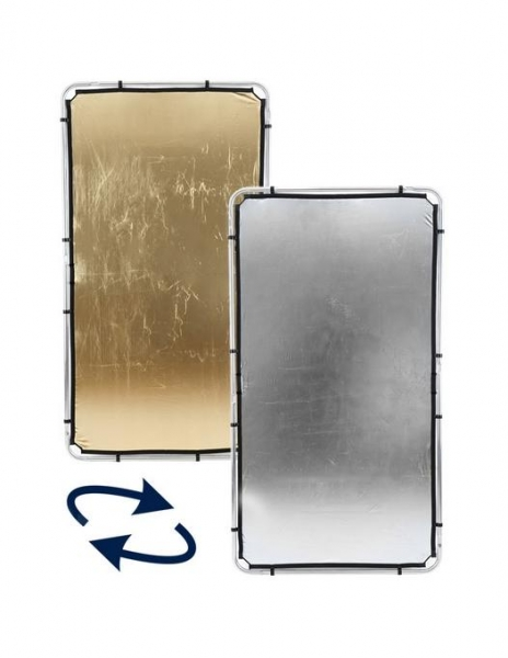 Lastolite Skylite Rapid Panza Gold/Silver 0