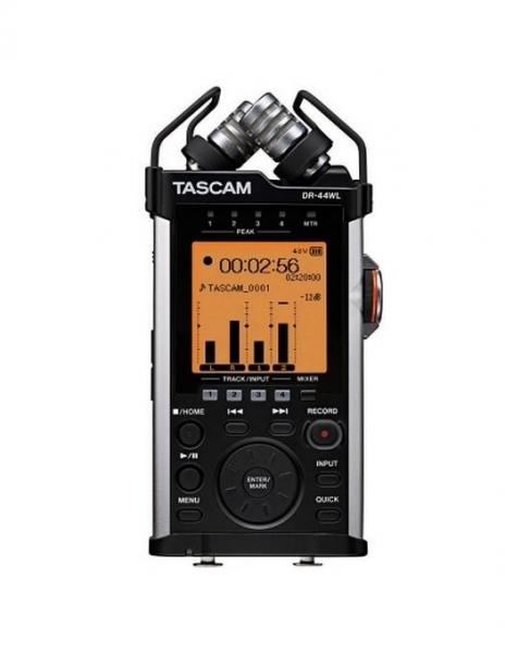 Tascam DR-44WL Recorder digital portabil cu WI-FI [1]