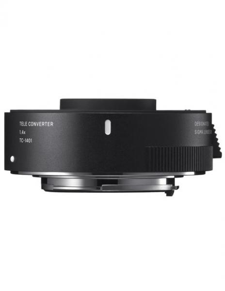 Sigma TC-1401 Teleconvertor 1.4X - Canon 0