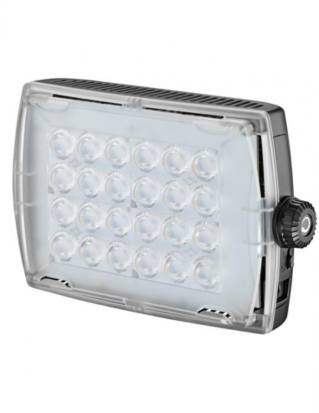 Manfrotto Micro Pro 24 Lampa Video LED 1