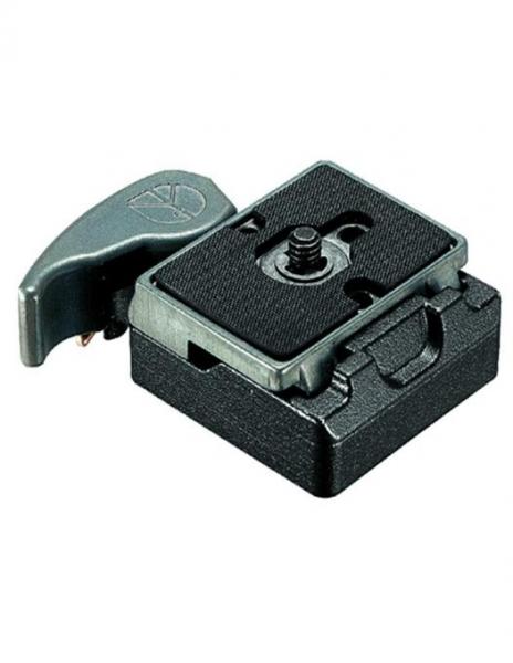 Manfrotto adaptor cu placuta rapida 323 0