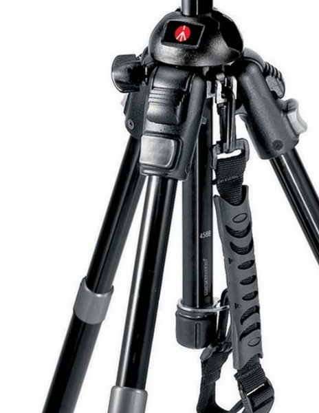 Manfrotto Neotec 458B trepied foto 2