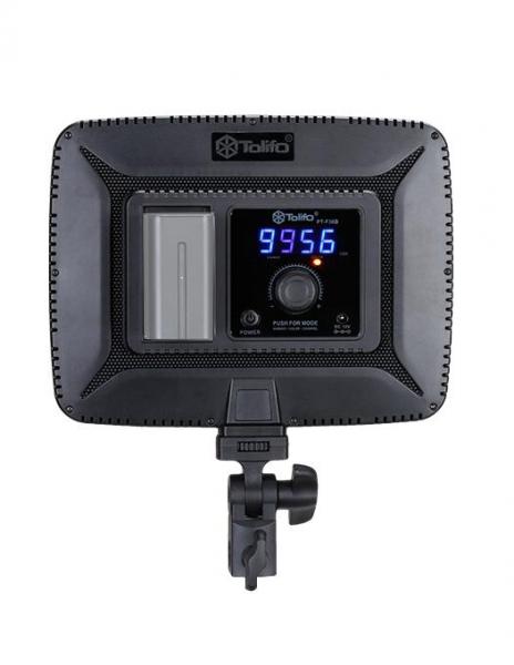Tolifo PT F36B LED Bicolor 3200-5600K Ultra-Thin 1