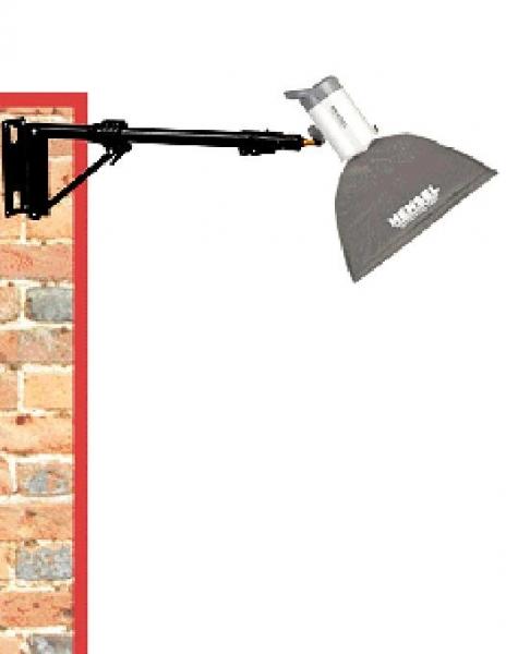 Manfrotto brat de perete pentru accesorii 0