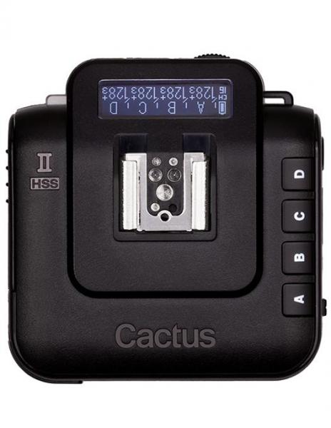 Cactus V6 II declansator wireless TTL, HSS 0