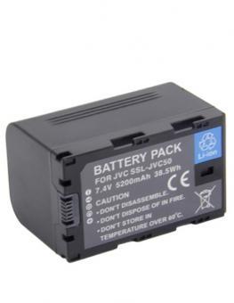 Digital Power Acumulator compatibil JVC SSL-JVC50 1