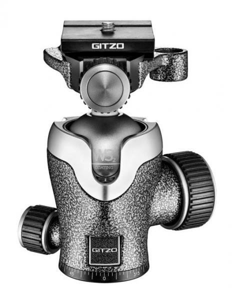 Gitzo Mountaineer Seria 1 trepied in 4 sectiuni 1