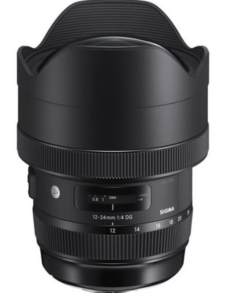 Sigma 12-24mm Obiectiv Foto DSLR f4 DG HSM ART CANON EF 0