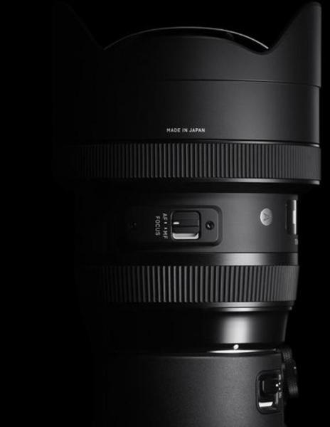 Sigma 12-24mm Obiectiv Foto DSLR f4 DG HSM ART CANON EF 5