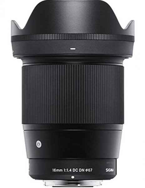 Sigma 16mm F1.4 DC DN MFT Contemporary 3