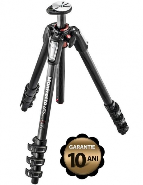 Manfrotto 055CXPRO4 trepied foto carbon